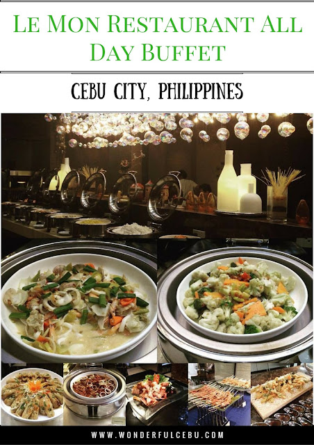 Le Mon Restaurant Eat all you can in Cebu