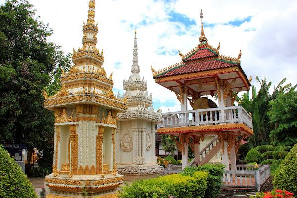 Jardines de Wat Sisaket