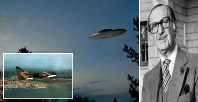 Όταν Ο Έλληνας Υπ. Άμυνας Παραδεχόταν Την Ύπαρξη UFO