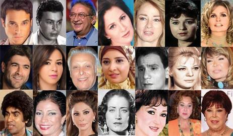 الاسماء الحقيقية للفنانين والفنانات عند الولاده وقبل الشهرة بالصور