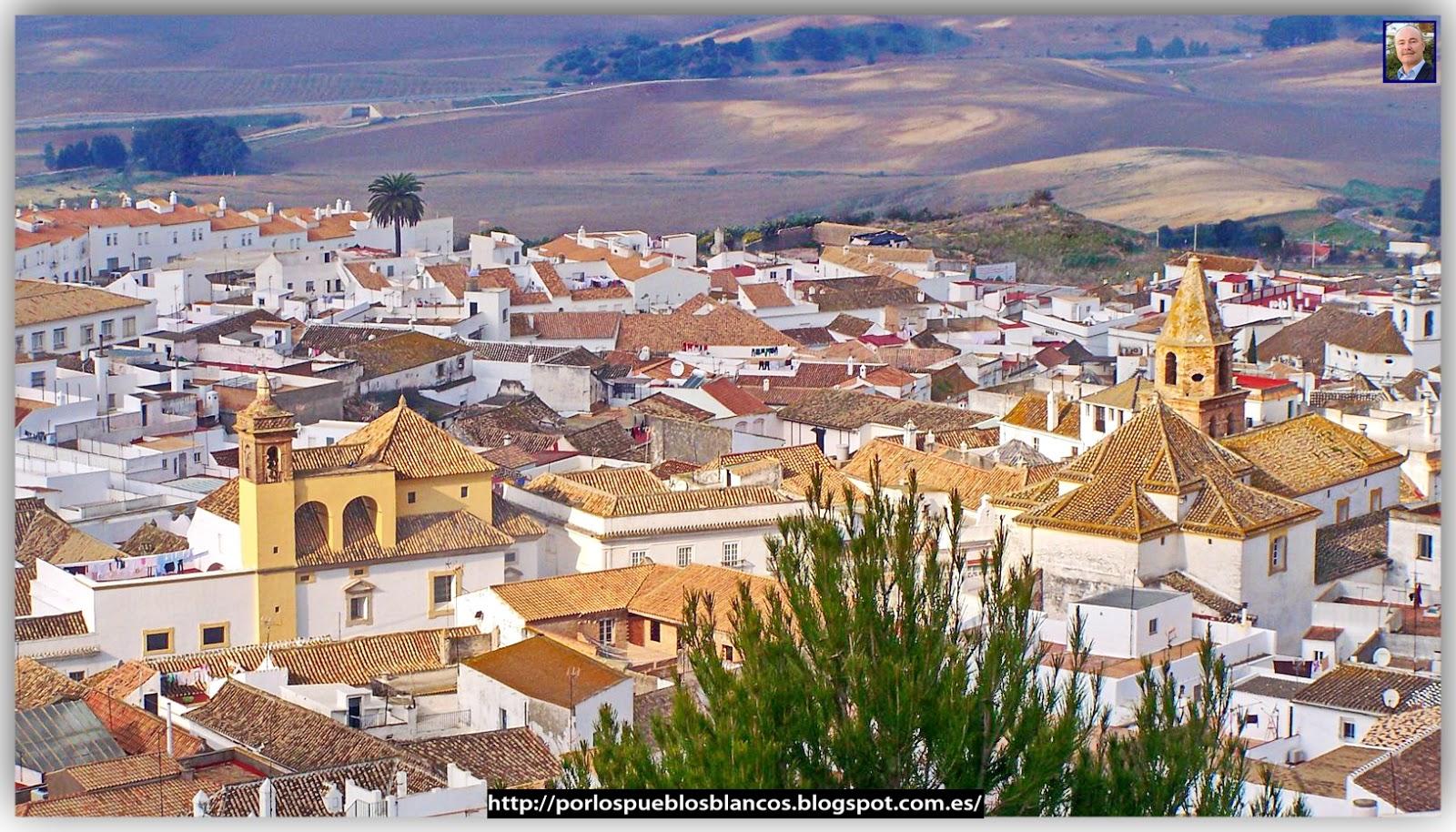 Pueblos blancos c diz y ronda m laga pueblos blancos - Eltiempo es medina sidonia ...