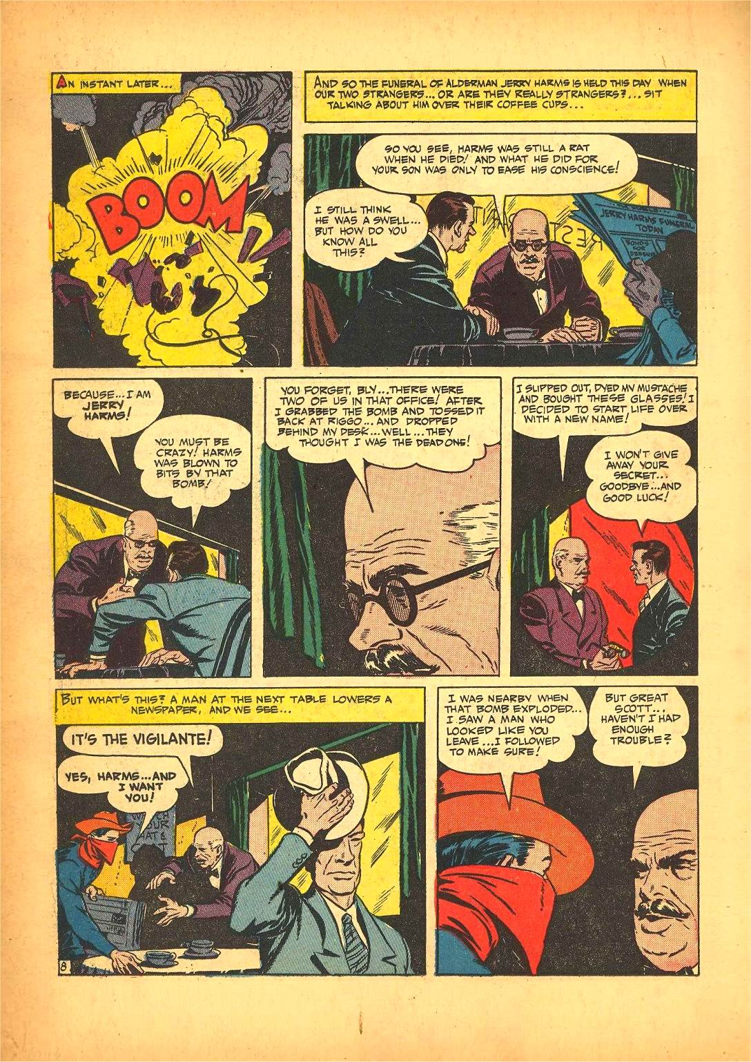 Read online Action Comics (1938) comic -  Issue #50 - 32