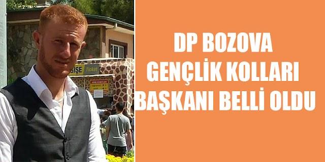 DP Bozova Gençlik Kolları başkanı belli oldu