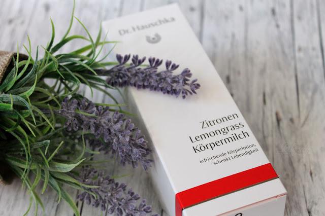 Zitronen Lemongrass Körpermilch von Dr. Hauschka