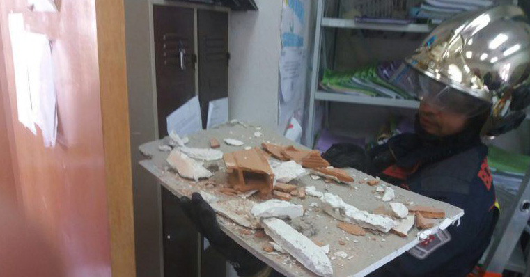 Staj cantabria ratones y desplomes de techos staj madrid for Juzgados de aranjuez