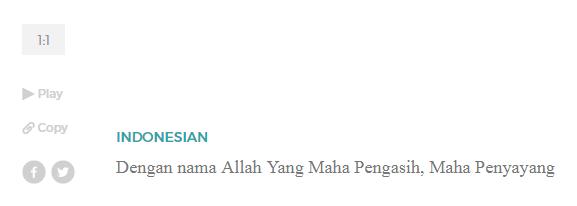 Situs Quran Online