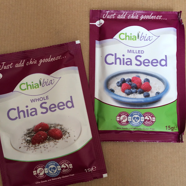Chia be seeds
