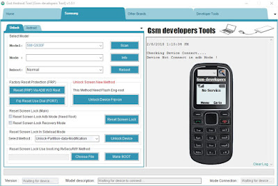 Gsd Multi  FRP Android Tool Free Download