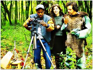 Lázaro Ramos, Fernanda Torres e Wagner Moura, Saneamento Básico, o Filme (2007)