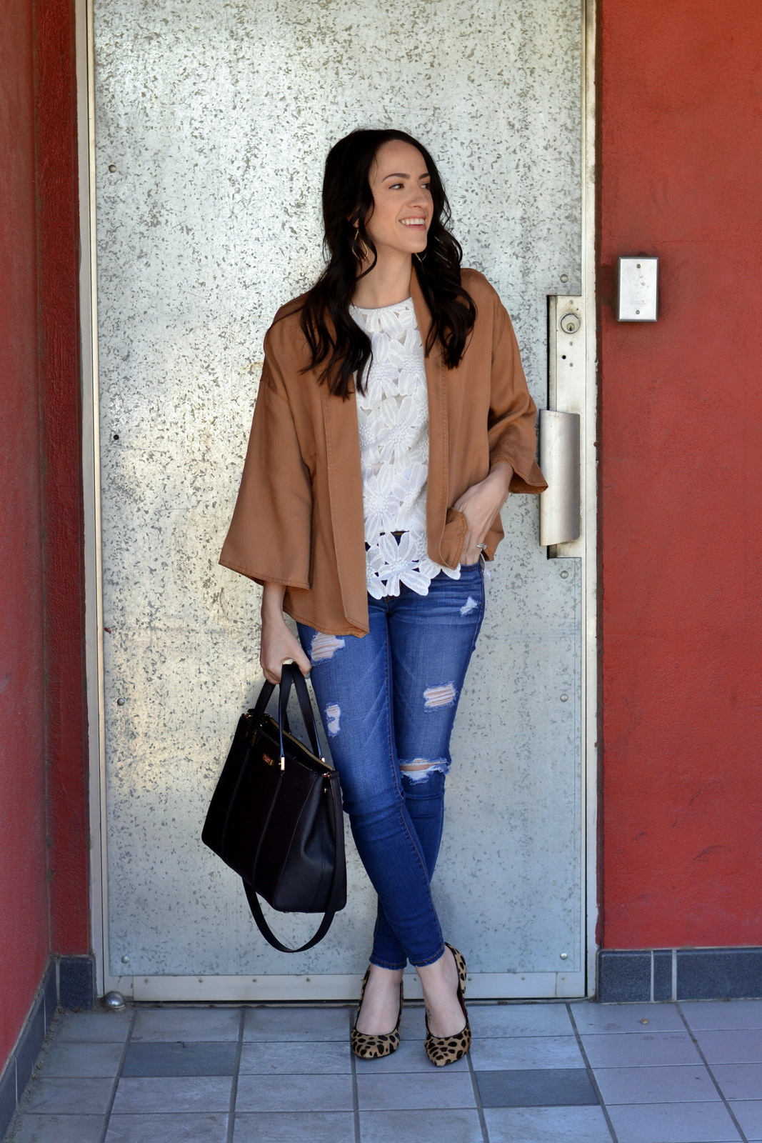 Spring Outfit_Ripped Denim