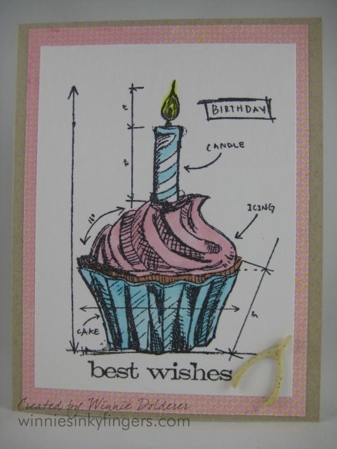 Winnie\u0027s Inky Fingers Some Blueprint Birthday Cards