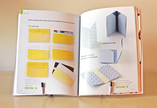 practical origami book how about orange