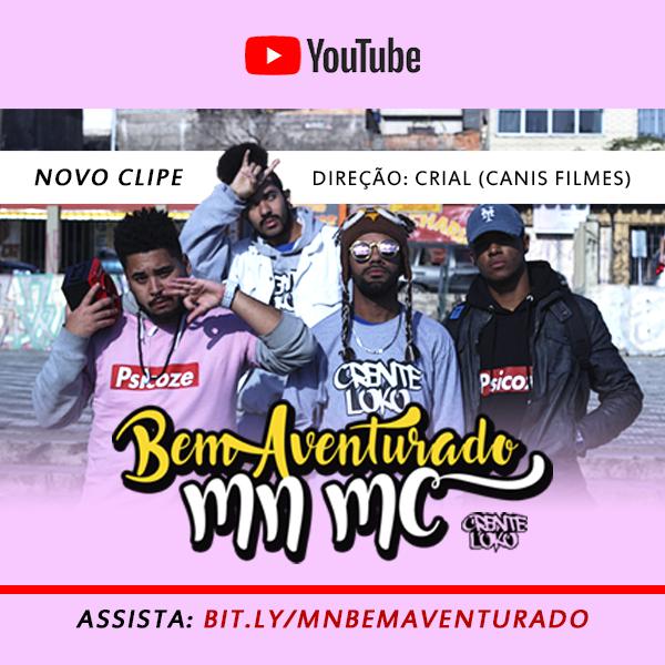 """MN Mc lança o clipe da musica """"Bem Aventurado"""" #TrapGospel"""