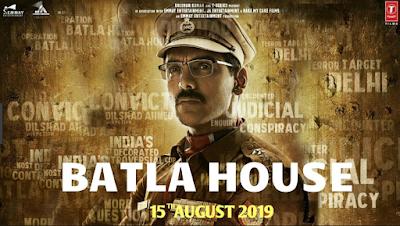 Batla House Full Movie Download.
