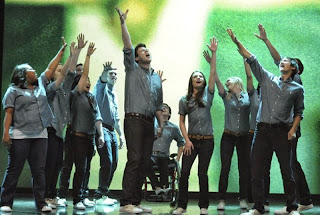 "Recap/review of Glee 1x18 ""Laryngitis"" by freshfromthe.com"