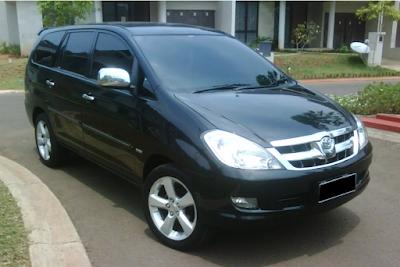Toyota Innova 2006 Modifikasi Dijual