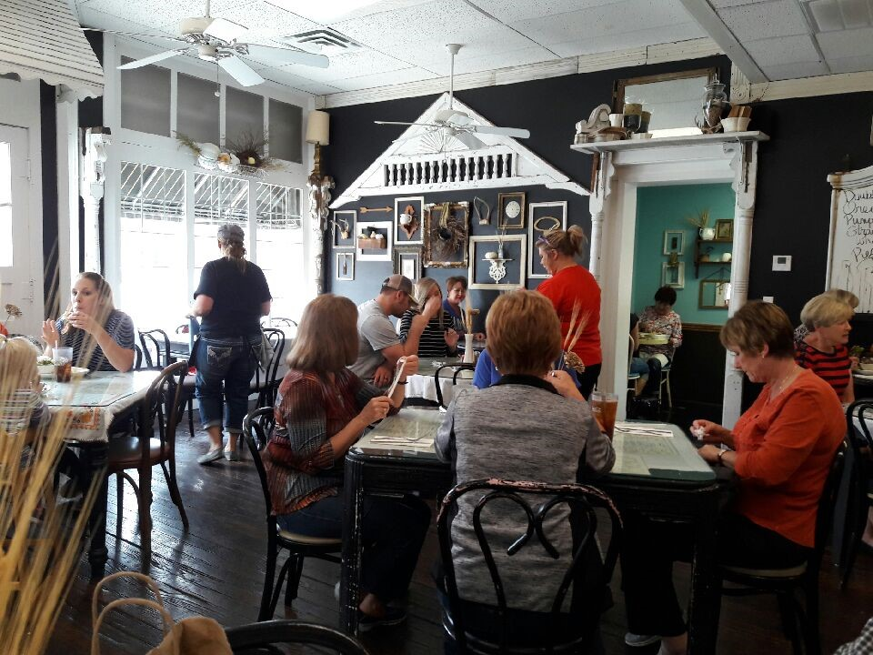 Spring Tea Room Ozark Mo