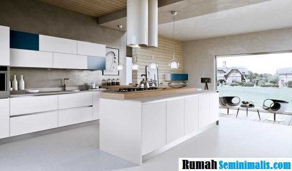 Tips Mendesain Dapur dan Kitchen Set yang Benar