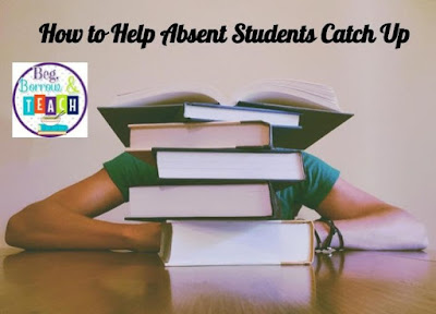 How to Help Absent Students Catch Up