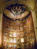 Retablo; Catedral Vieja; Salamanca; Castilla y León; Vía de la Plata