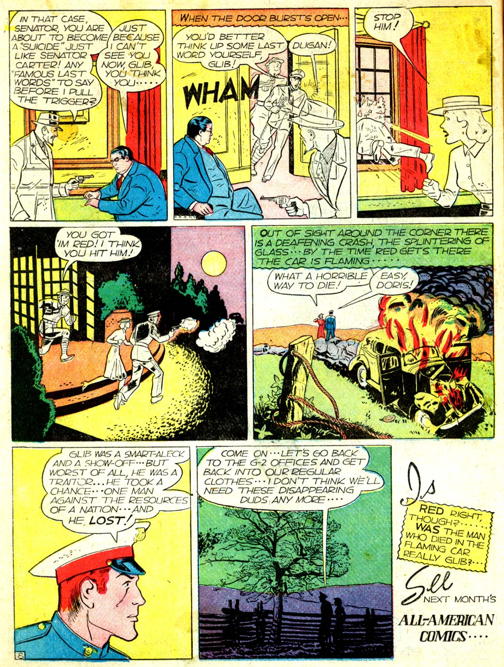 Read online All-American Comics (1939) comic -  Issue #11 - 10