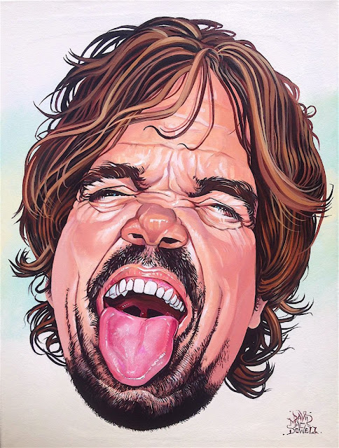 "Dave MacDowell ""Game of Dwarves"""
