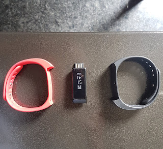 Image resulr for Mevofit Drive fitness tracker band colors