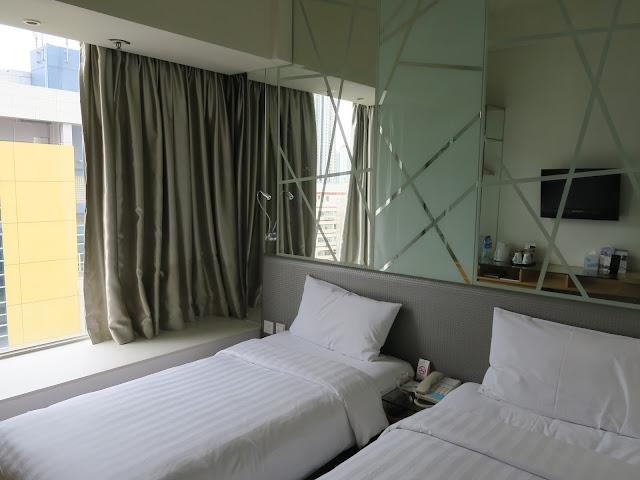 Dorsett Mongkok Hong Kong, Hotel bed