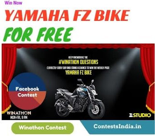 Win A Bike for FREE