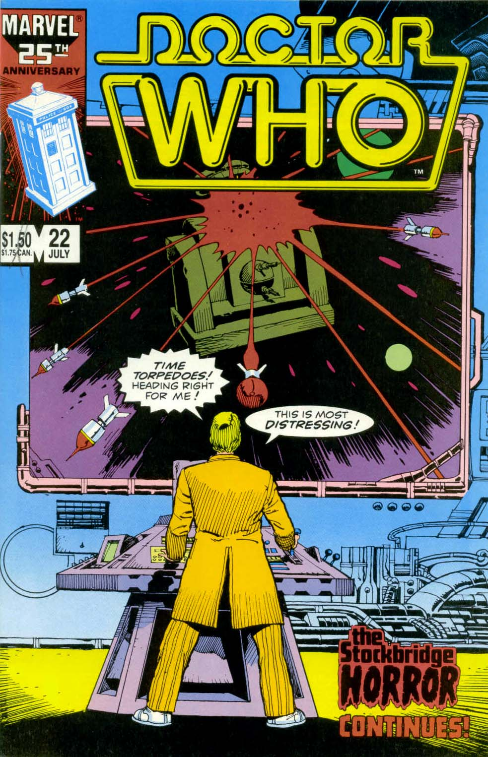 Doctor Who (1984) 22 Page 1
