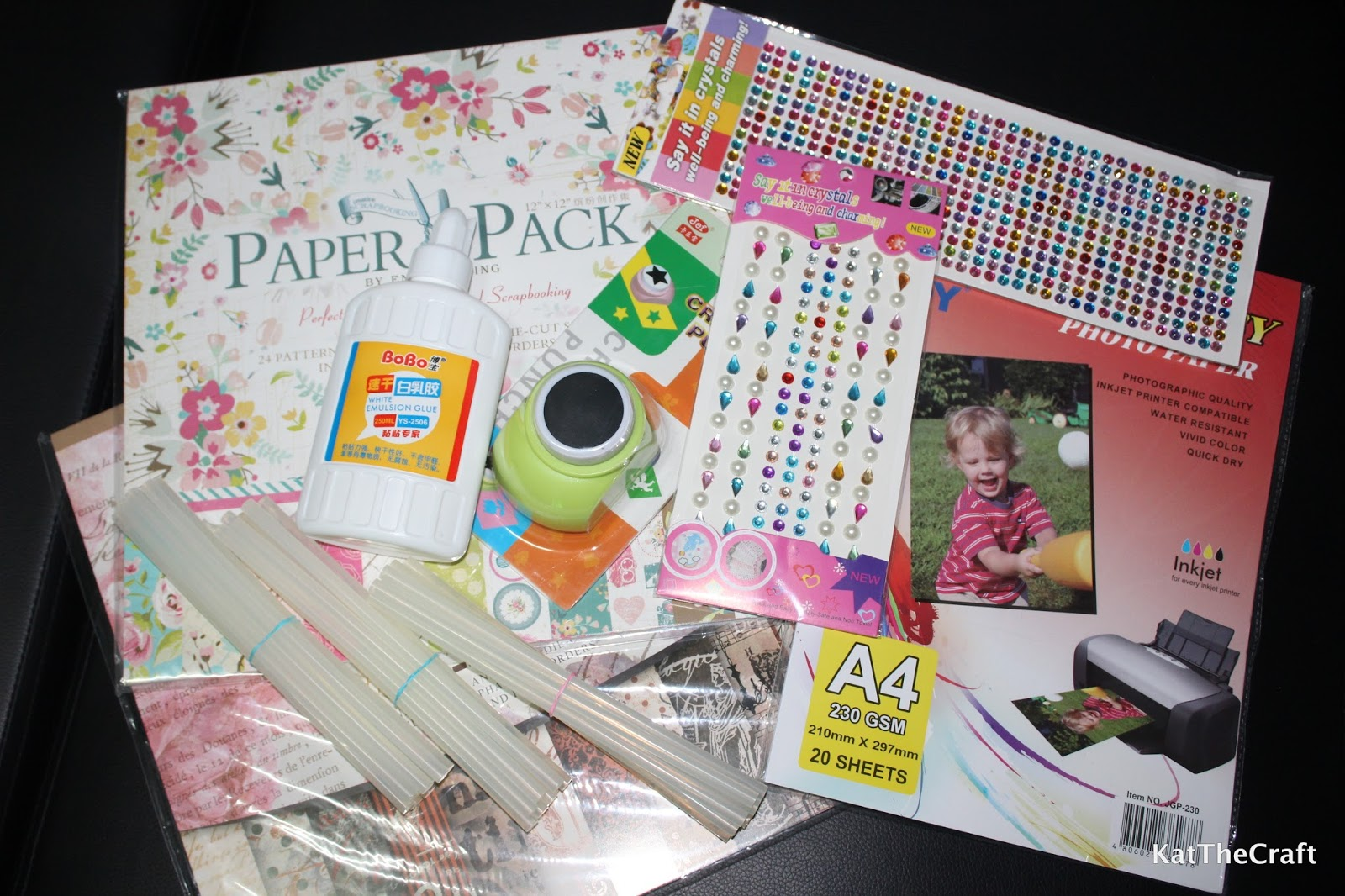 So Many Things to Do, So Little Time: Paper Craft