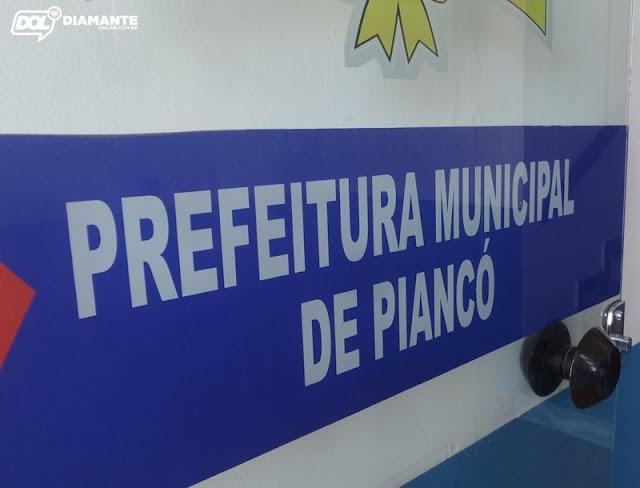 Resultado de imagem para prefeitura de pianco