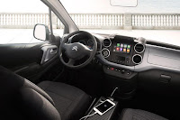 Citroën E-Berlingo Multispace (2018) Interior