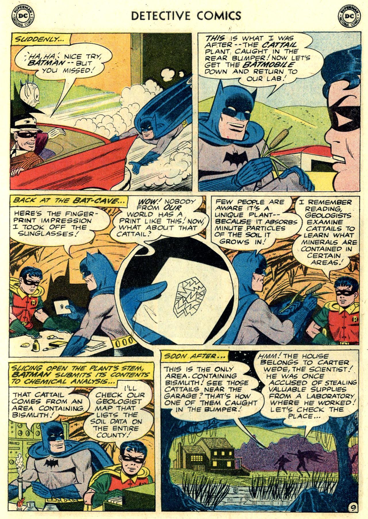 Detective Comics (1937) 283 Page 10