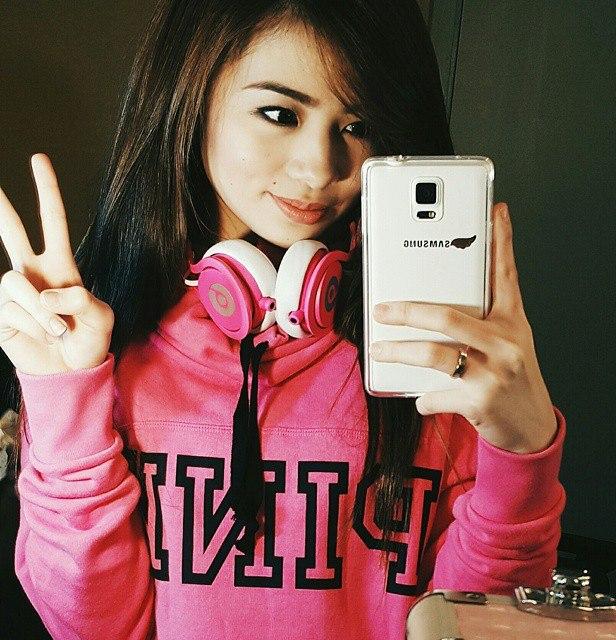 Profil Ella Cruz Artis Muda Nan Cantik Filipina Serta Foto