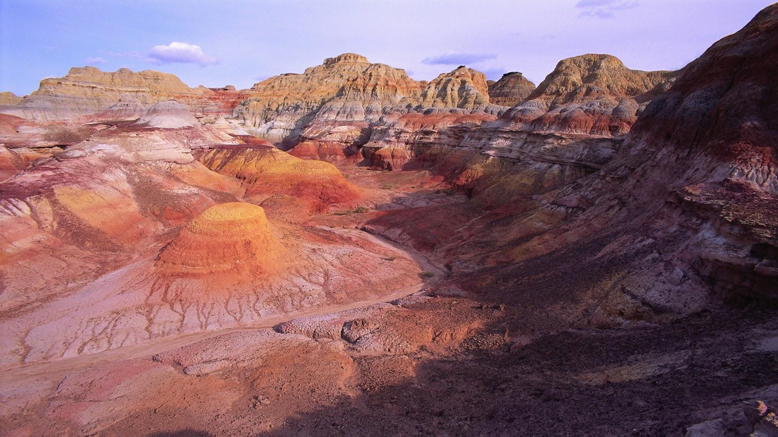 Xinjiang tourist attractions