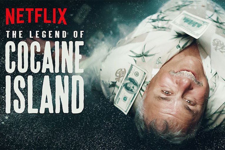 The Legend of Cocaine Island (2019) 720p WEB-DL [Dual Audio] [Hindi 5.1+English]