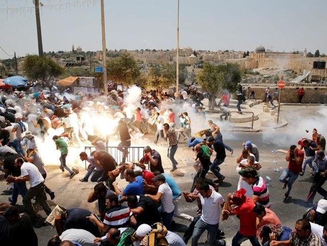 Conflito em Jerusalém Oriental tem 3 palestinos mortos
