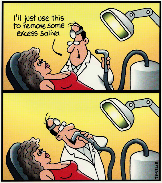 Funny quotes about going to the dentist quotesgram - Funny dental pictures cartoons ...