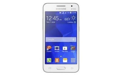 Flashing Samsung Core 2 SM-G355H dengan Odin