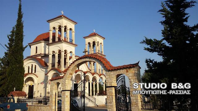 Έκλεψαν και από άλλη εκκλησία της Αργολίδας όλα τα μανουάλια!!!