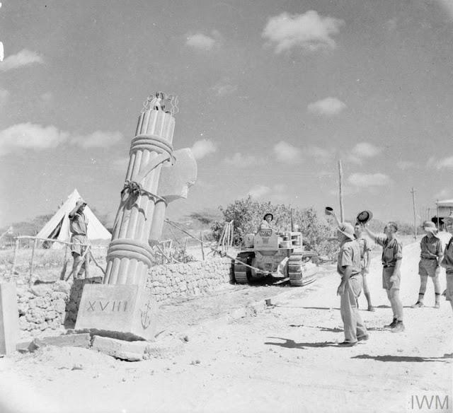 11 April 1941 worldwartwo.filminspector.com Kismayu Italian Somaliland