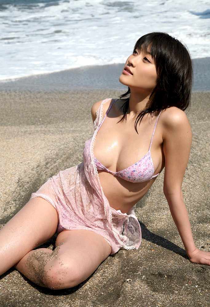 Hara mikie japanese actress gravure idol - 3 part 8