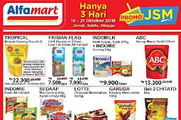 Katalog Promo JSM Alfamart Terbaru 19 - 21 Oktober 2018