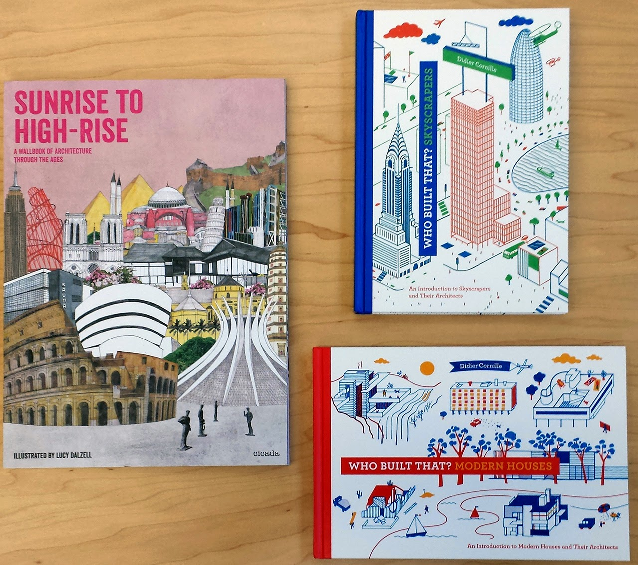 A Daily Dose Of Architecture  Book Review  Three Books For
