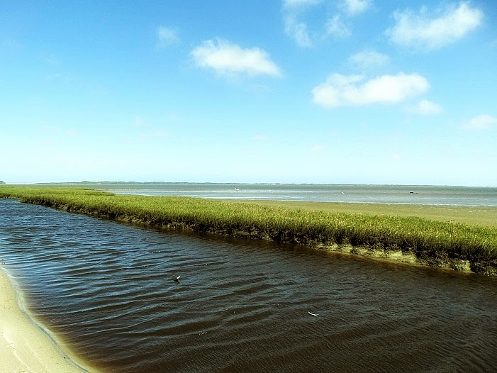 Lagoa do Peixe, no município de Tavares