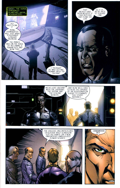 Read online Sigil (2000) comic -  Issue #8 - 6