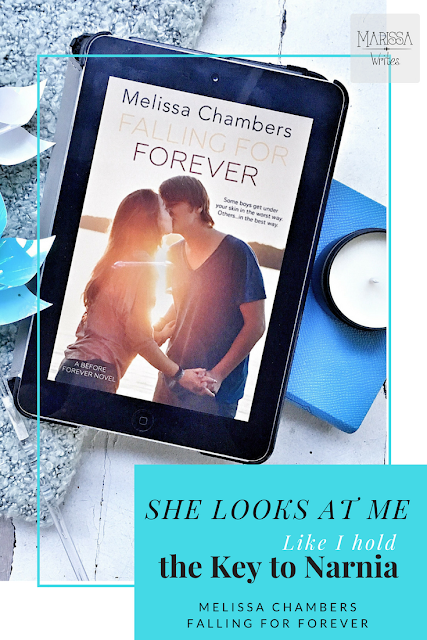 Falling for Forever by Melissa Chambers a book review on Reading List