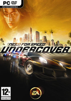 NEED FOR SPEED UNDERCOVER (PS2)