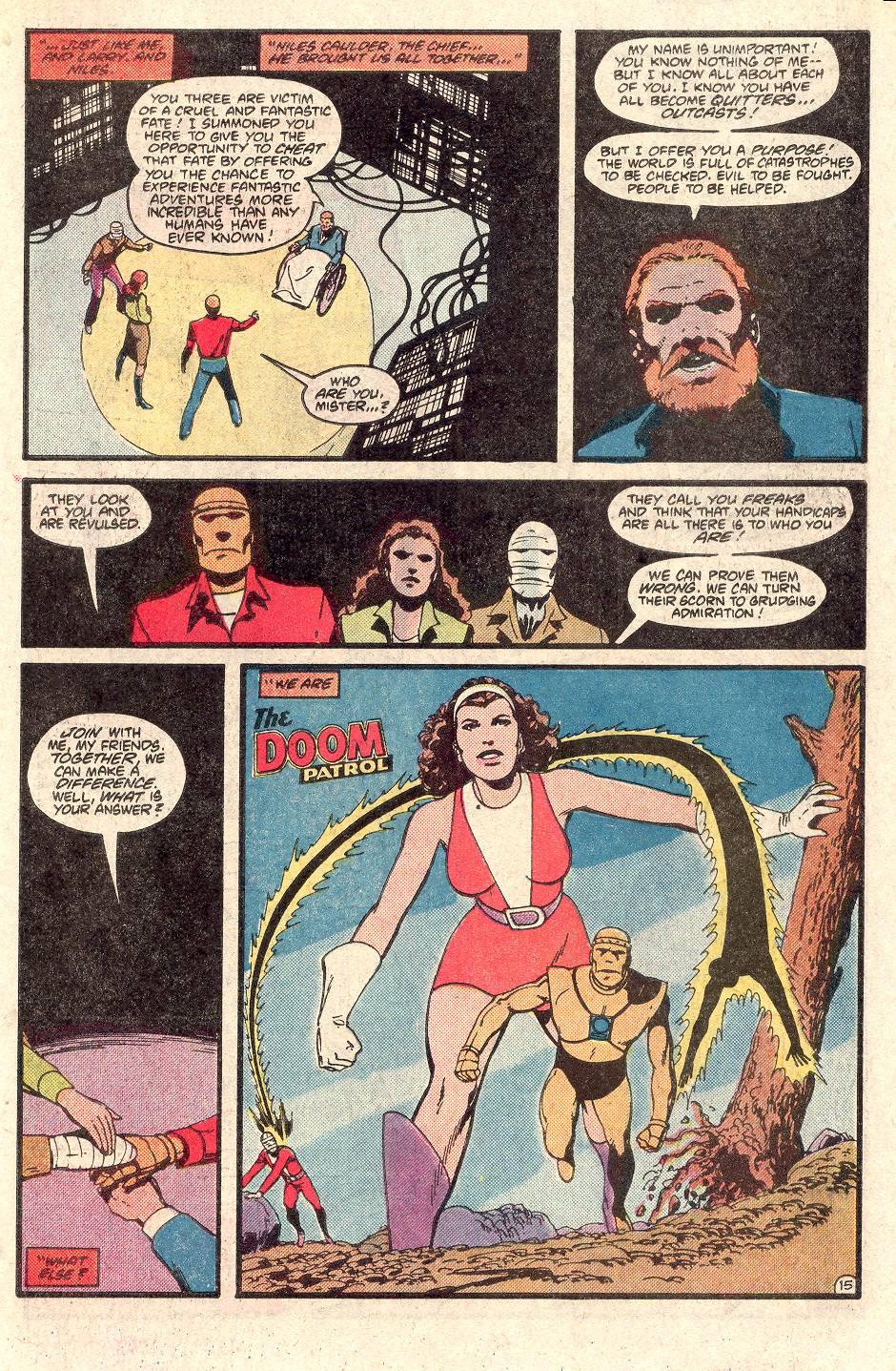 Read online Secret Origins (1986) comic -  Issue # _Annual 1 - 16